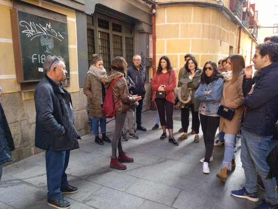 Free Walking Tour Cuentame Madrid