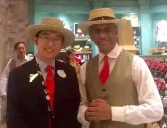 Walt Disney Store at the Shanghai Disney Resort during the