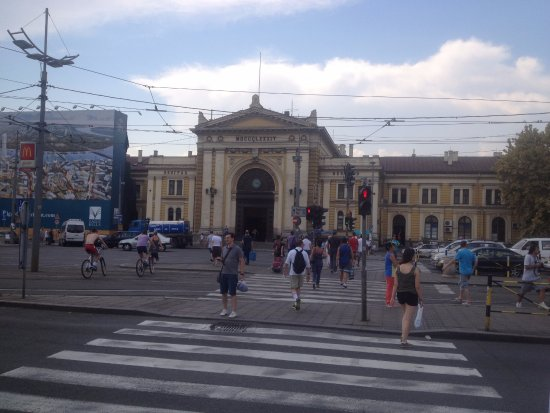 Belgrade Rail Station