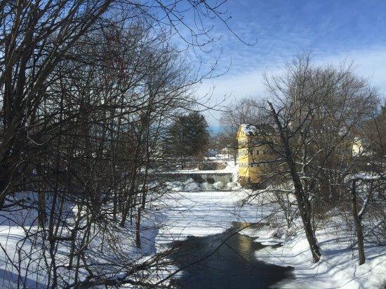 Hatfield, MA: Winter in Western Mass