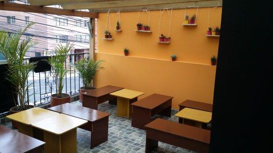 Terraza Para Fumadores Picture Of Luli Resto Bar Quito