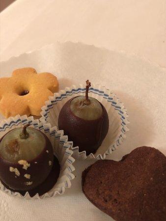 Masio, Italy: Coccole al cioccolato