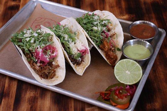 Kamas, UT: Tacos