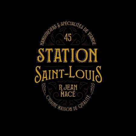 Le logo de la Station Saint-Louis