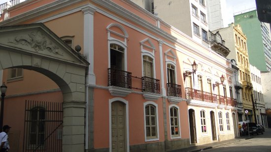 Manor Of The Marquesa Of Santos: Solar