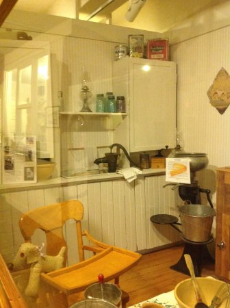 Summerland, Kanada: More kitchen