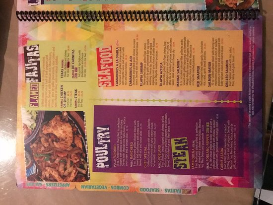 Fairburn, GA: menu