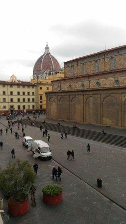 Corte dei Medici: Camera con vista San Lorenzo