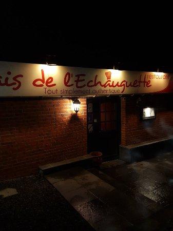 Restaurant Les L Echauguette Rues Des Vignes