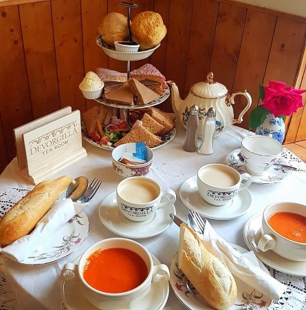 Dumfries and Galloway, UK: afternoon tea for two £8 per person. pick the sandwiches and cake of your choice