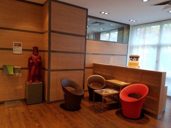 Ibis Aachen Marschiertor: Lobby Waiting area