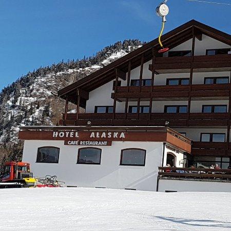 Hotel Alaska Selva Val Gardena