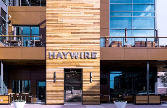 Haywire Plano Menu Prices Restaurant Reviews