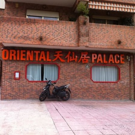 Restaurante Oriental Palace