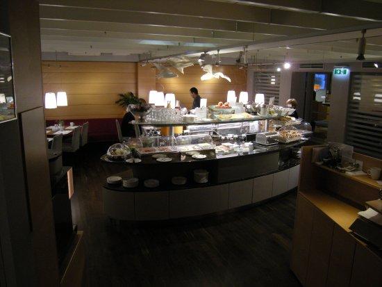 Holiday Inn Vienna City: Breakfast bar