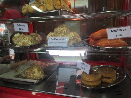 Duran, الإكوادور: breakfast available at Yaguachi station!!!!!!
