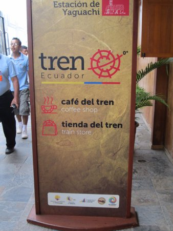 Duran, الإكوادور: sign