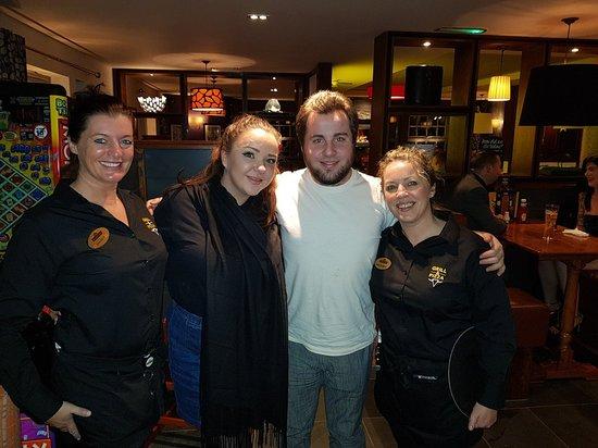 Jenny Burn Restaurant Glasgow