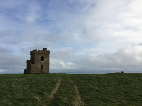 Ardmore, Ireland: Napoleon Era lookout post