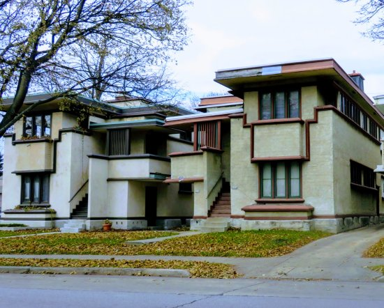 Historic Wright Designed Homes - Picture of Frank Lloyd Wright ...