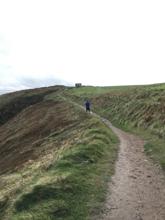 Ardmore, Ierland: lazy afternoon stroll