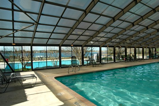 Horse shoes holiday inn club vacations piney for Piney shores resort cabine