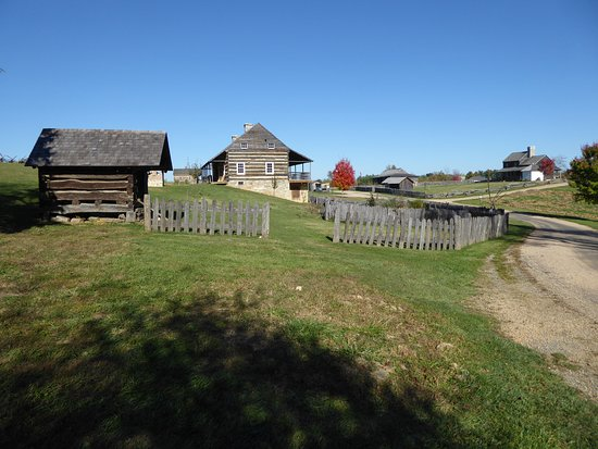 Staunton, VA: 1820's American Farm