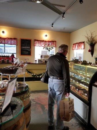 Glen Ellen, Kaliforniya: Cute little chocolate shop!