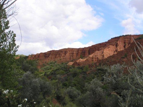 Puebla de Valles, Espanha: Vista desde La Barbacana