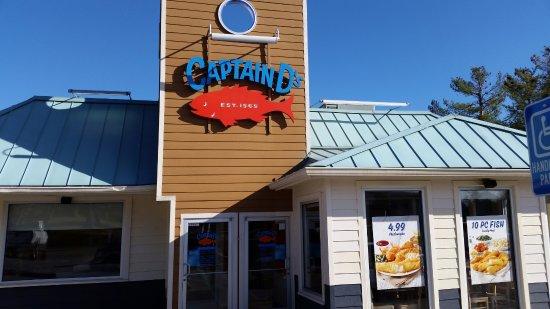Franklin, KY: Front of Restaurant