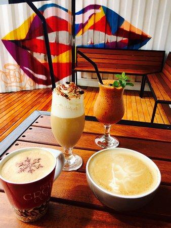 Mele, Vanuatu: Best coffee