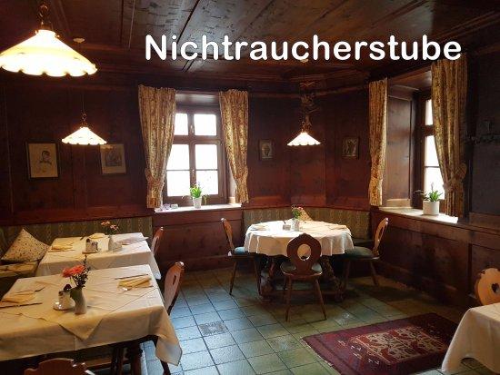 Buch in Tirol, النمسا: Restaurant