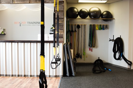 Libby, MT: Our Fitness Studio