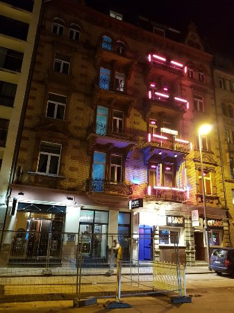 Commode Burnt Or Something Picture Of Hotel Forty Four Frankfurt