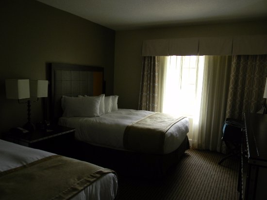 Grand Canyon Railway Hotel: Bedroom of the suite