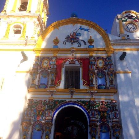 Chignahuapan, Μεξικό: Iglesia Santiago Apóstol noviembre 2017