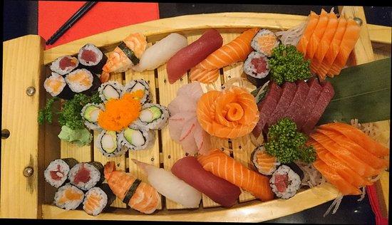 Kiwa sushi aix en provence restaurant reviews phone for Koi sushi aix en provence