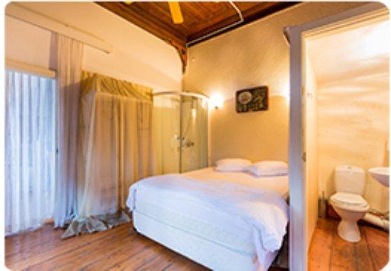 Kosk Orman: duşlu delux oda