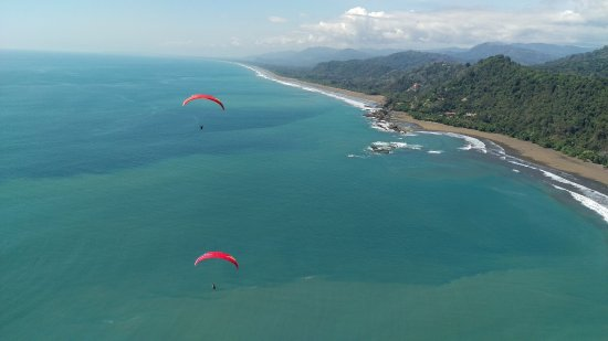 Parapente Bi-plaza Dominical
