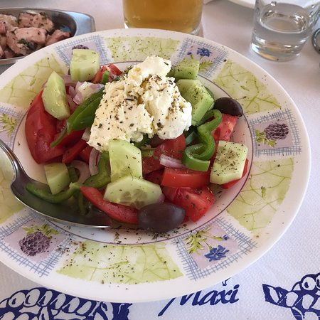 Best Restaurants In Folegandros