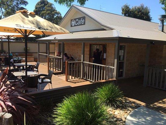 Leongatha, Australia: Shady Oaks Cafe
