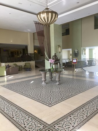 Palais Medina & Spa: Lobby
