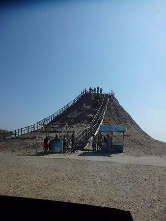 Volcan de Lodo El Totumo (Mud Volcano): Volcan de Lodo El Totumo