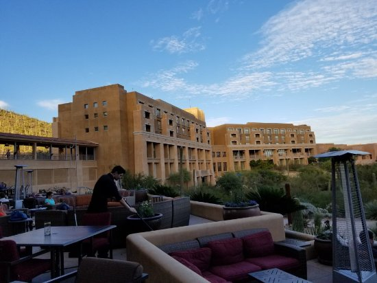 JW Marriott Tucson Starr Pass Resort & Spa: 20171113_164242_large.jpg