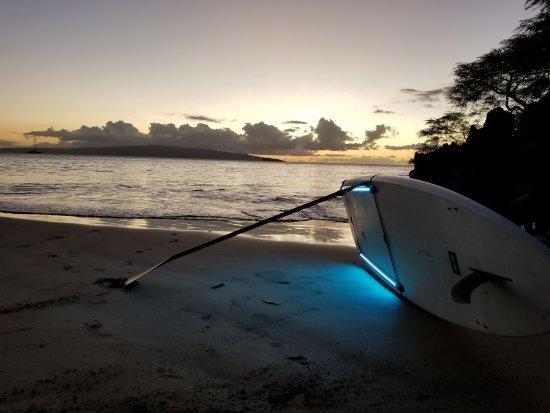 Glow SUP Maui