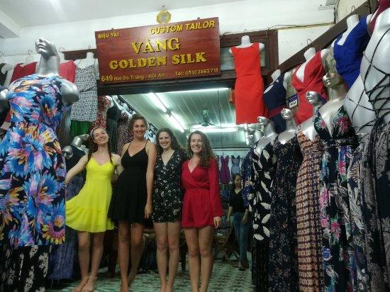 Golden Silk Hoi An