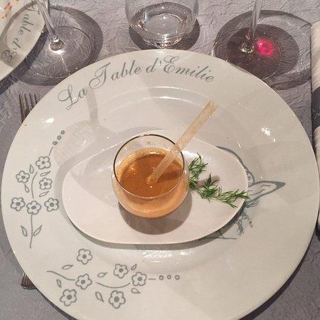 Photo de la table d 39 emilie marseillan - Restaurant la table d emilie marseillan ...