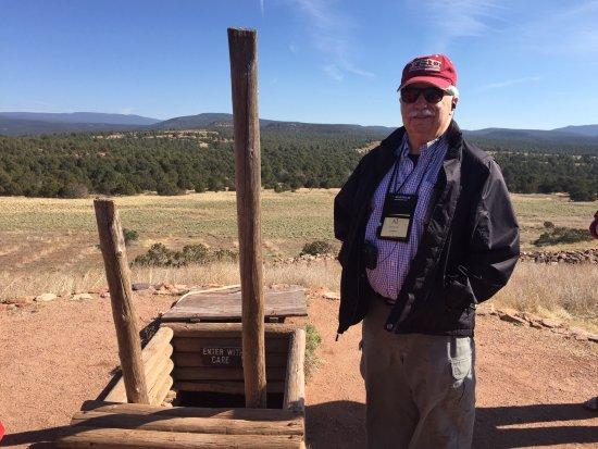 Pecos, Нью-Мексико: Kiva