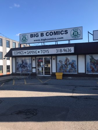 Big B Comics