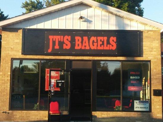 Conneaut, OH: JT's